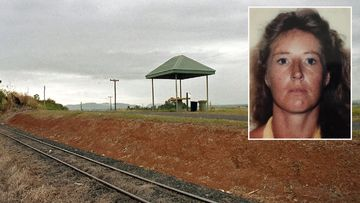 Some of Joanne Butterfield's possessions were found near a cane train track at Henderson Drive, Pin Gin Hill.