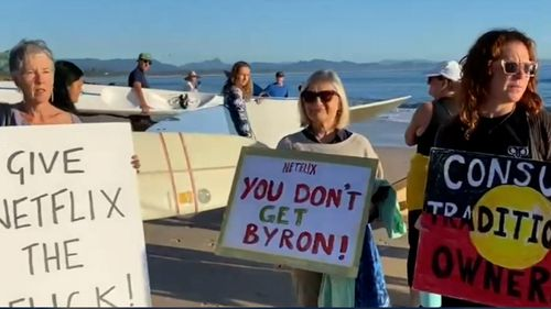Byron locals say they don't want the new reality TV show.
