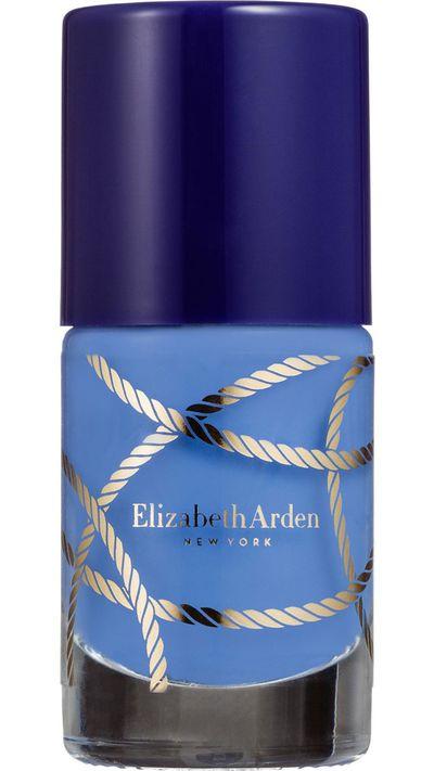 "<a href=""http://shop.davidjones.com.au/djs/en/davidjones/beautiful-color-high-gloss-nail-lacquer"" target=""_blank"">Nail Lacquer in Sailor Girl, $14, Elizabeth Arden</a>"