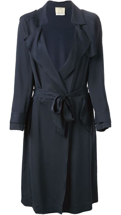 "<a href=""http://www.farfetch.com/au/shopping/women/forte-forte-loose-fit-trench-coat-item-10987052.aspx?storeid=9111&amp;ffref=lp_99_3_""> Loose Fit Trench-Coat, $666.60, Forte Forte</a>"