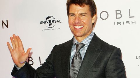 Tom Cruise wants to travel to space and meet aliens
