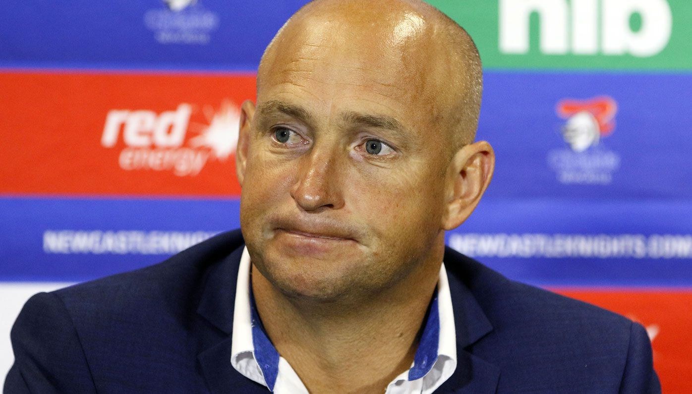 NRL news: Nathan Brown proud of eradicating party culture from Newcastle