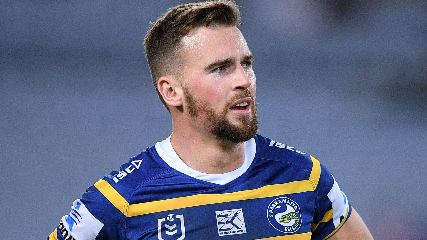 Parramatta Eels, captain Clint Gutherson in standoff over new NRL contract