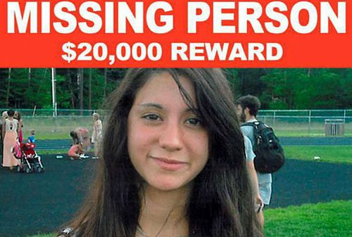 A massive search was launched after Abby Hernandez was kidnapped in 2013 but failed to find her.