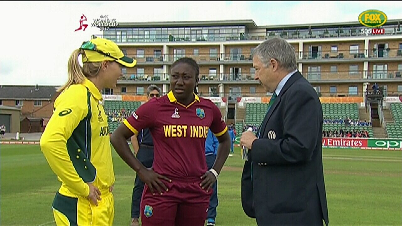 West Indies and Australia endure confusing start to World Cup opener