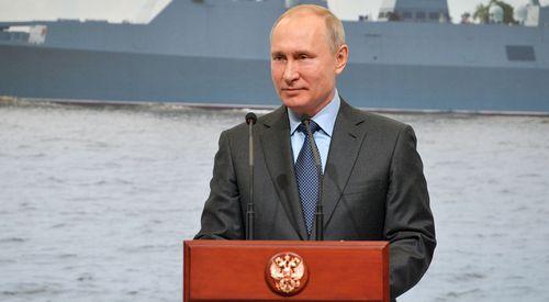 Vladimir Putin Kim Jong Un meeting