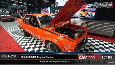 $360,000 not enough to secure iconic Torana