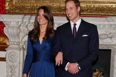 Prince William and his long-time girlfriend Kate Middleton got engaged after months of marriage rumours, ring sightings and denials from their officials. <P>The couple have revealed they will tie the knot on April 29 in Westminster Abbey - where Will's grandma Queen Elizabeth II was married in 1947. <br/><br/>