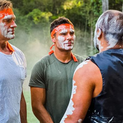 Zac Efron is filming the second season of Down to Earth in Australia.