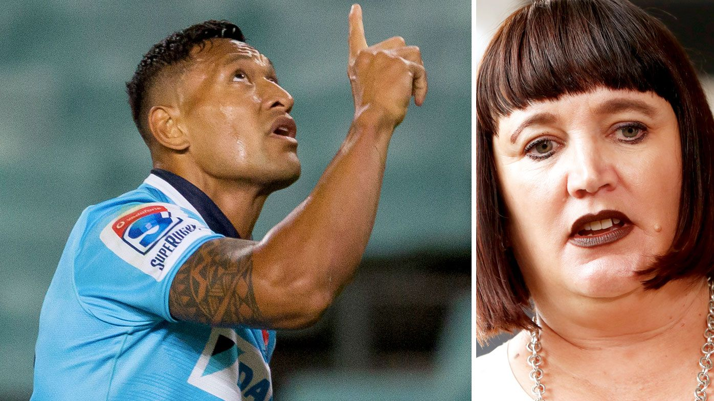 Israel Folau reveals he offered to walk away from Wallabies as homosexuality debate rages on