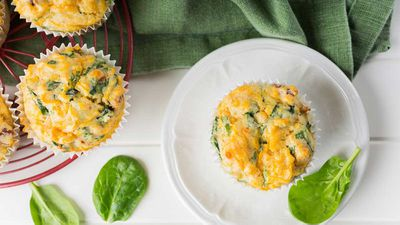 "Recipe: <a href=""https://kitchen.nine.com.au/2017/03/30/11/53/smoked-salmon-frittata-muffins"" target=""_top"">Smoked salmon frittata muffins</a>"