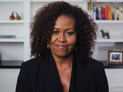 Michelle Obama, Former US First Lady