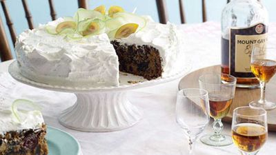 "<a href=""http://kitchen.nine.com.au/2016/05/17/14/33/caribbean-christmas-cake"" target=""_top"">Caribbean Christmas cake</a> recipe"