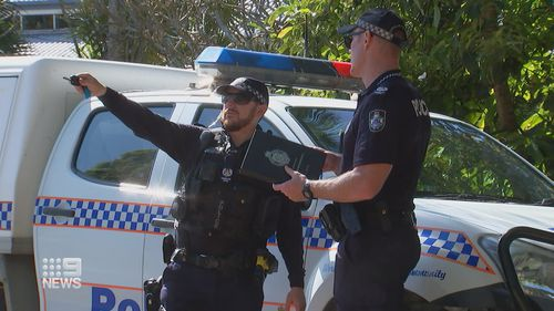 Police are yet to interview the young Mackay woman, who has serious but not life-threatening injuries.