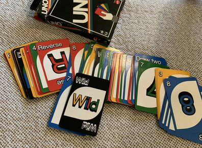 UNO and other card games