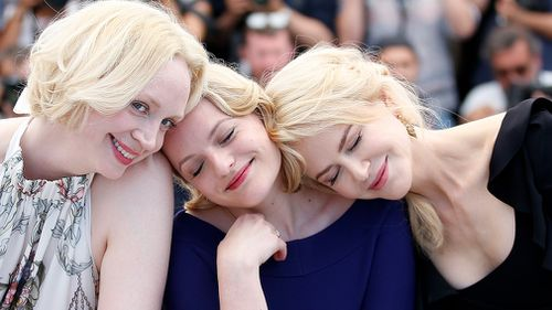 Nicole Kidman was snubbed for her performance in Top of the Lake: China Girl. Picture: EPA