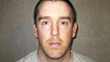 An Oklahoma Department of Corrections photo of Shaun Bosse.