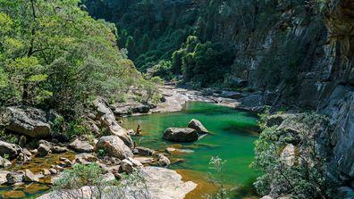 Tahmoor Canyon