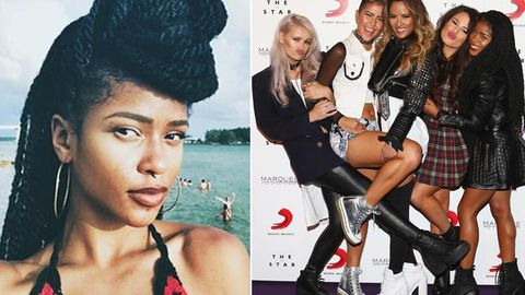 Girl group G.R.L. 'heartbroken' over singer Simone Battle's 'apparent suicide' aged 25