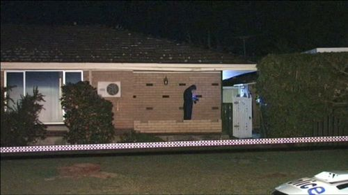 Ms Jones had lived in her Bateman home for around 50 years. (9NEWS)