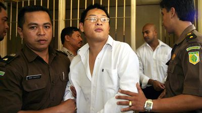 <br>February 14, 2006: The rest of the Bali Nine were handed down life sentences.<br>