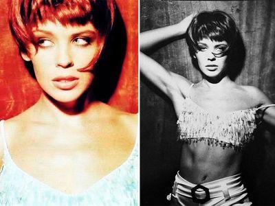 Aussie pop icon shares glamorous '90s throwback