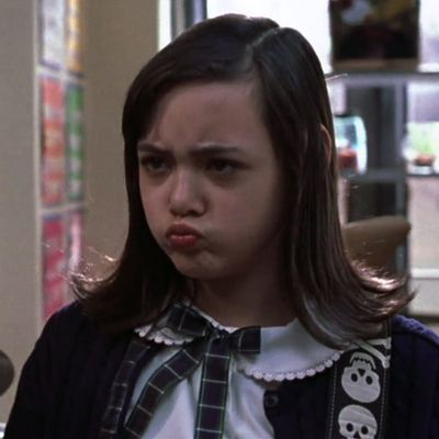 Rivkah Reyes as Katie: Then