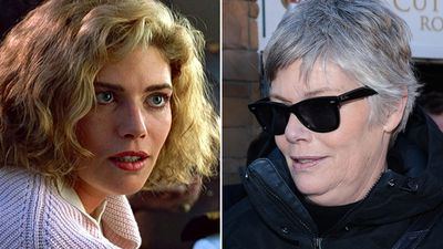 Tom Cruise's co-star Kelly McGillis played love interest Charlotte Blackwood. (Paramount Pictures/Getty)