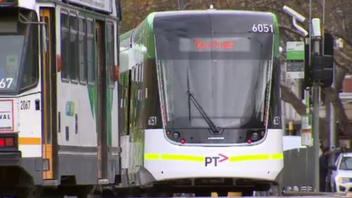 Melbourne's flourishing population will put pressure on the city's transport. (9NEWS)