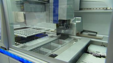 VIDEO: Simple blood test can diagnose bowel cancer