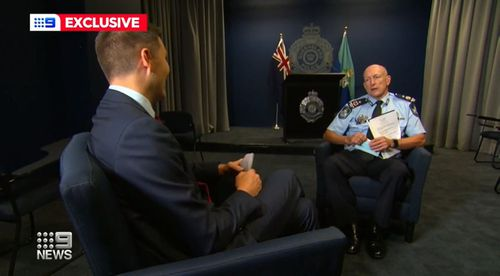 9News reporter Reece D'Alessandro sat down with Deputy Commissioner Steve Gollschewski to discuss the lengthy delays in the state's hotel quarantine system.