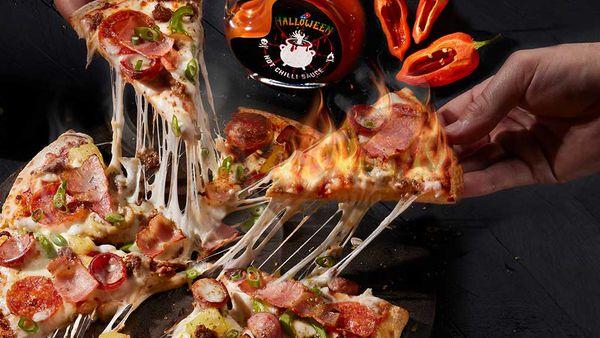 Domino's Australia pizza roulette