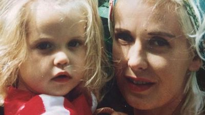 "Peaches' final tweet linked to an Instagram picture of her, as a baby, in her mother's arms with the caption: ""Me and my mum"". (Instagram)"