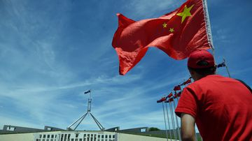 Student says Australia needs new laws on China interference