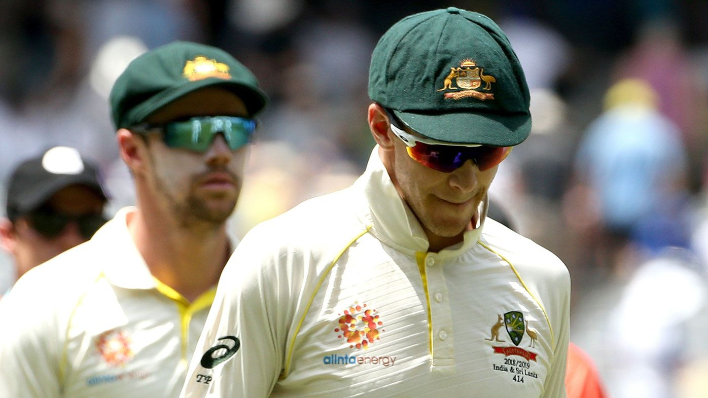 Tim Paine denies rift with teammates after reports of dressing room clash