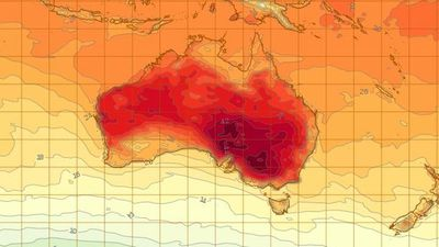 Sydney's west headed for third 40C day in a row