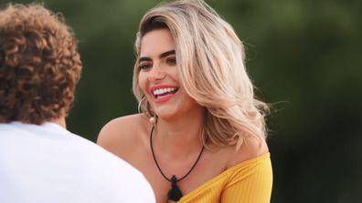 Megan dated many guys during Love Island UK Season 4.