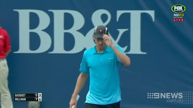 John Millman through to first ATP semis