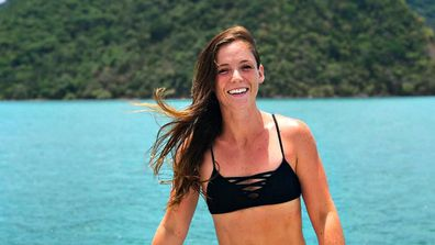 Fitness guru Tanya Poppet has shared some quirky advice on skin breakouts.