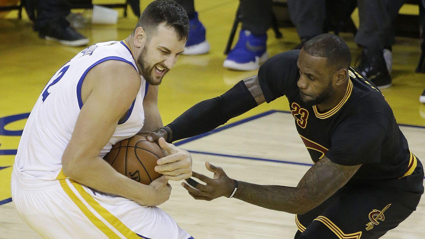 Bogut: I thought NBA was 'closed door'
