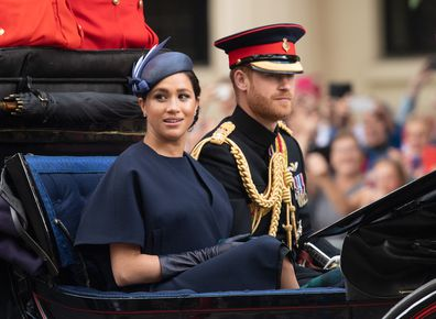 Prince Harry had a 'fling' with a model after he met Meghan, claims royal author