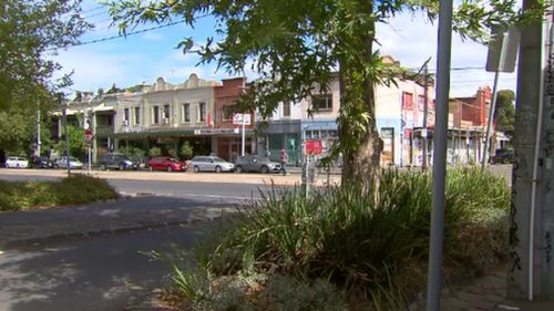 The cyclist was found unconscious in a Fitzroy gutter last month. (9NEWS)
