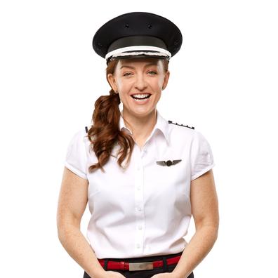 Flight Centre Co-Captain Marina Wood