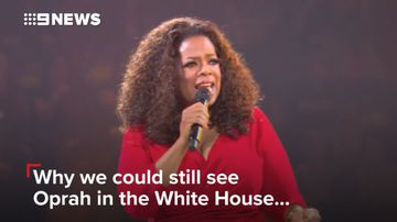 Get Nicked: The upside to a President Oprah
