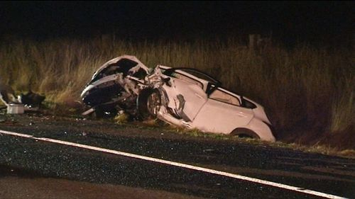 Toddler dies, baby critical after car rolls down embankment in NSW Hunter region