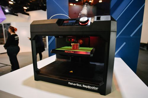 A debate is now raging over whether bans on certain types of 3D printing need to occur, or whether a crackdown on 3D-printed weapons alone is the answer. Picture: AAP.