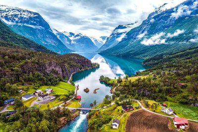 (Tied) 6. Norway