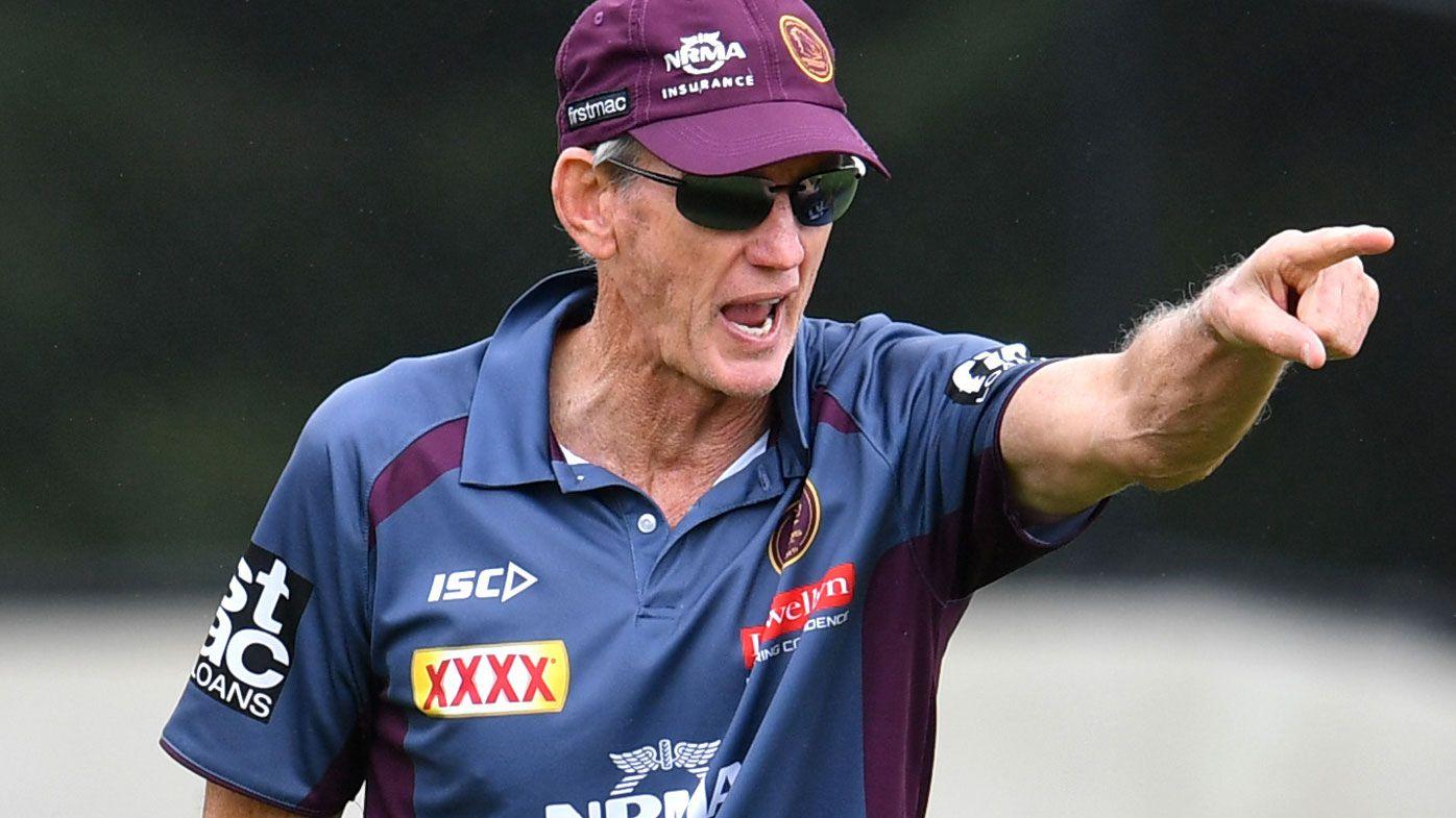 Brisbane coach Wayne Bennett moves on Broncos' favourite son Corey Parker from coaching staff