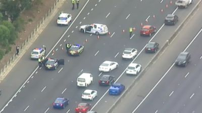 Eastern Freeway re-opens after serious crash