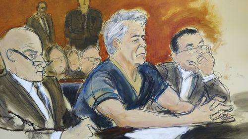 Jeffrey Epstein has pleaded not guilty to sex trafficking charges.